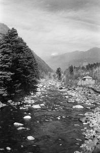 Lidder valley towards Pahalgam