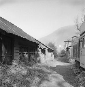 Old workshops - upper plant 3